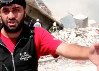 'Aleppo Media Center', un proyecto propagandístico occidental