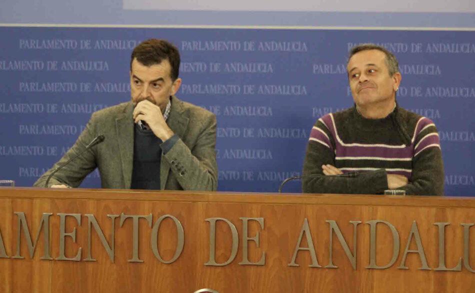 IU defenderá en el Parlamento que los 150 millones de flexibilización del déficit refuercen la sanidad pública andaluza