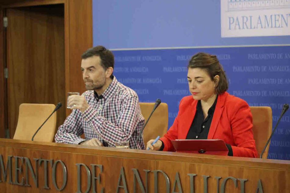 """Maíllo: """"El rechazo a todas las enmiendas confirma el pacto de gobierno PSOE – Ciudadanos aunque les dé vergüenza reconocerlo"""""""