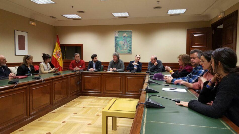 Una mayoría del Congreso rechaza la mina de Uranio de Salamanca