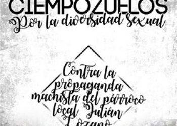 Comunicado ante los continuos ataques del párroco local de Ciempozuelos Julián Lozano hacia la comunidad LGTBIQ