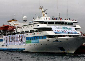Turquía retira cargos contra israelíes responsables de ataque al Mavi Marmara