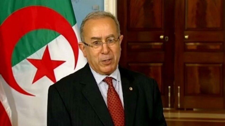 Argelia felicita a Siria por la victoria de Alepo