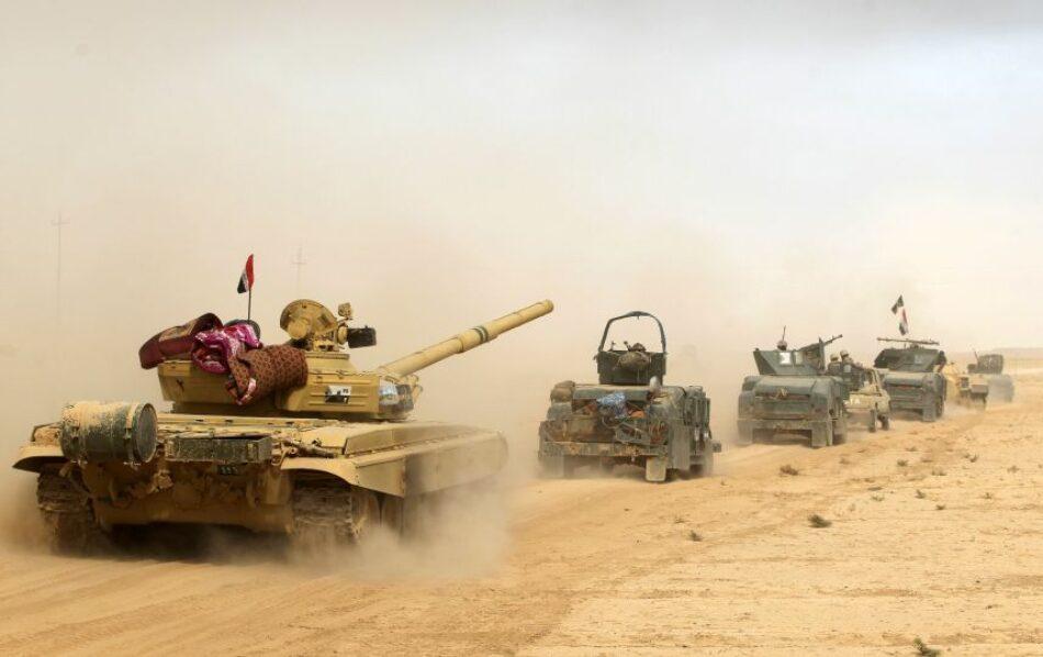 Hashid al Shaabi: EEUU es responsable del retraso en la liberación de Mosul