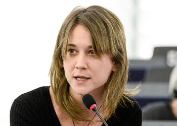 """Marina Albiol: """"Si la UE quiere conmemorar el Día de los derechos humanos, debe empezar por cumplirlos"""""""