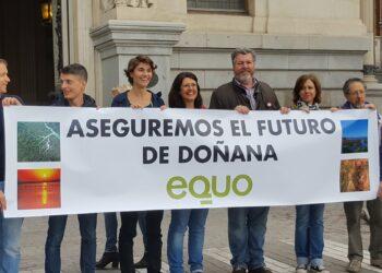 Más de 140.000 firmas avalan la petición de EQUO para paralizar los trabajos de Gas Natural