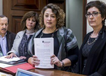 """La PDLI pide en el Congreso """"una España #SinMordazas"""""""