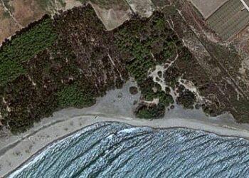 El temporal sufrido en la zona pone de manifiesto la urgencia de descontaminar Palomares