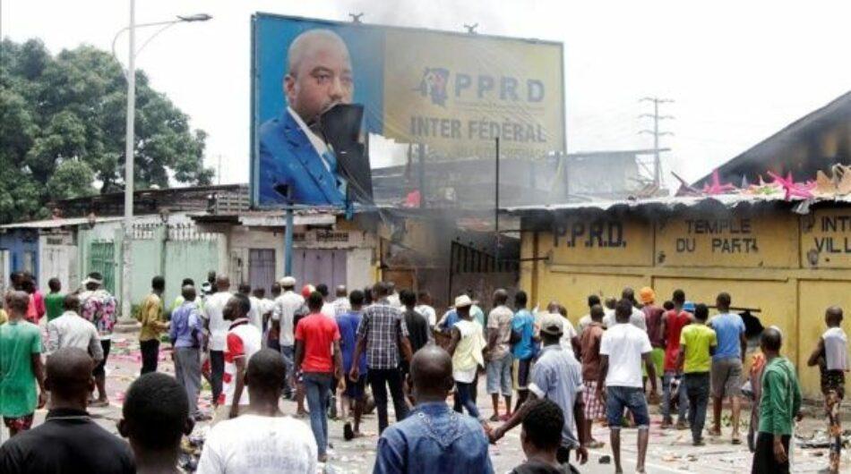 Africa: Protestas contra presidente del Congo dejan al menos 15 muertos
