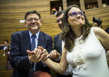 Podemos, Compromís y PSOE pactan rebajar el IRPF a 1,5 millones de valencianos y subírselo a los 60.000 más ricos