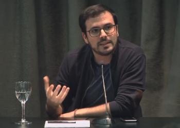 IU no participará en los actos para celebrar una Constitución que Garzón considera «que incumplen de forma reiterada los poderes políticos y económicos en beneficio propio»