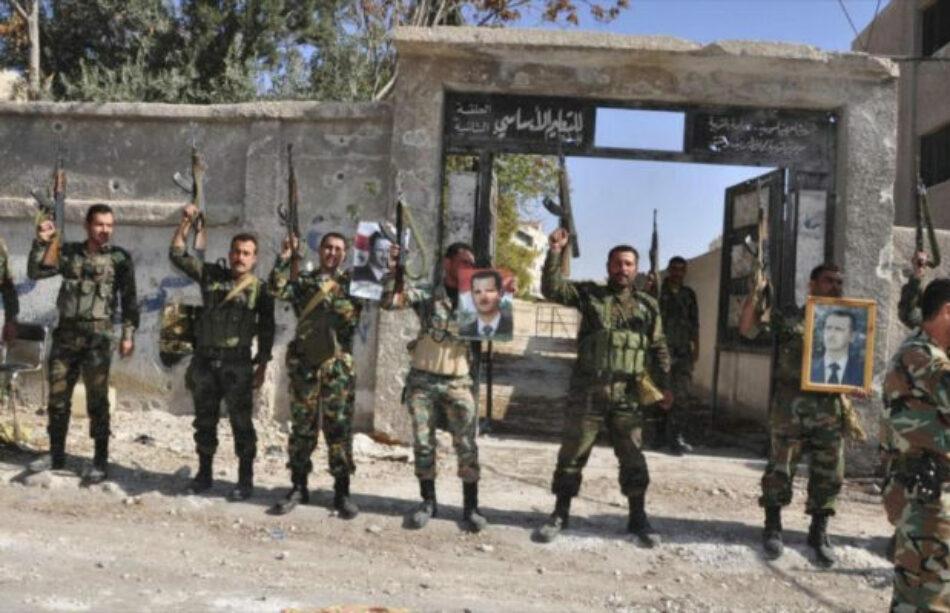 Siria: Liberado la totalidad del Este de la localidad de Alepo / el pueblo lo festeja