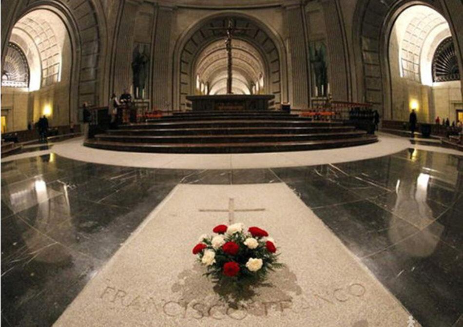 El Gobierno negocia con la familia Franco el traslado de los restos del dictador del Valle de los Caídos