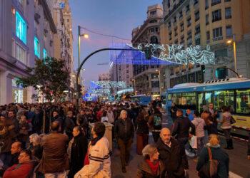¿Por qué no le gusta a Esperanza Aguirre la peatonalización de la Gran Vía?