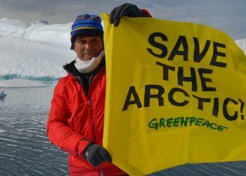 Greenpeace celebra la prohibición de las perforaciones en el Ártico y la considera una victoria de la ciudadanía