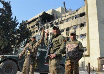 Inicia cuenta atrás de Daesh; iraquíes sitian Universidad de Mosul