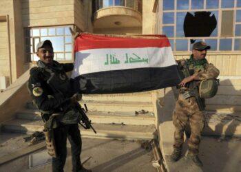 Inminente victoria en Mosul: liberan complejo presidencial