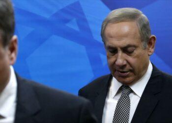 Netanyahu denuncia una 'campaña' para derrocarlo