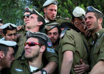 Suicidio, principal causa de muerte de soldados israelíes en 2016