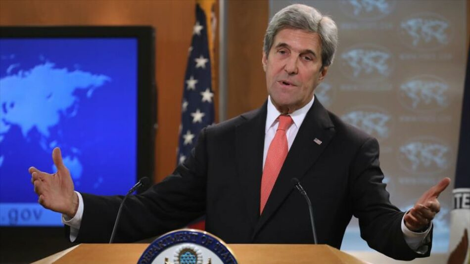 Kerry: Obama no atacó Siria en 2013 por culpa de Londres