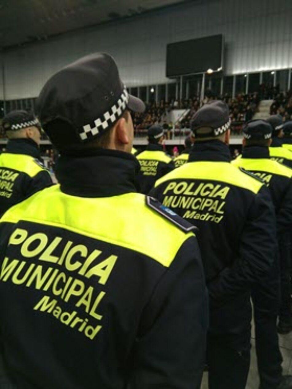 Javier Barbero refuerza su apuesta por Policía Municipal en la comisión del área de Salud, Seguridad y Emergencias