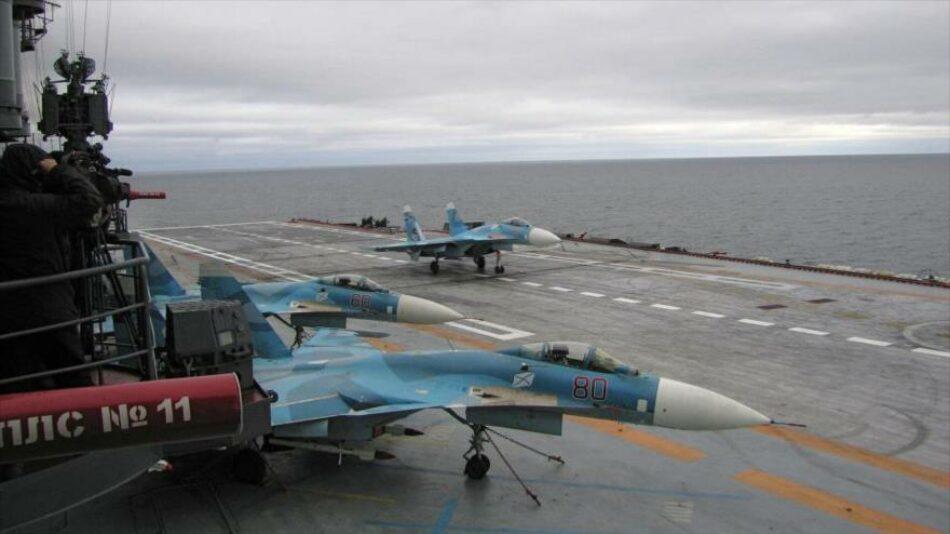 Rusia comienza a reducir su contingente militar en Siria