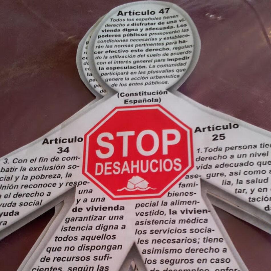 La ley hipotecaria española es ilegal