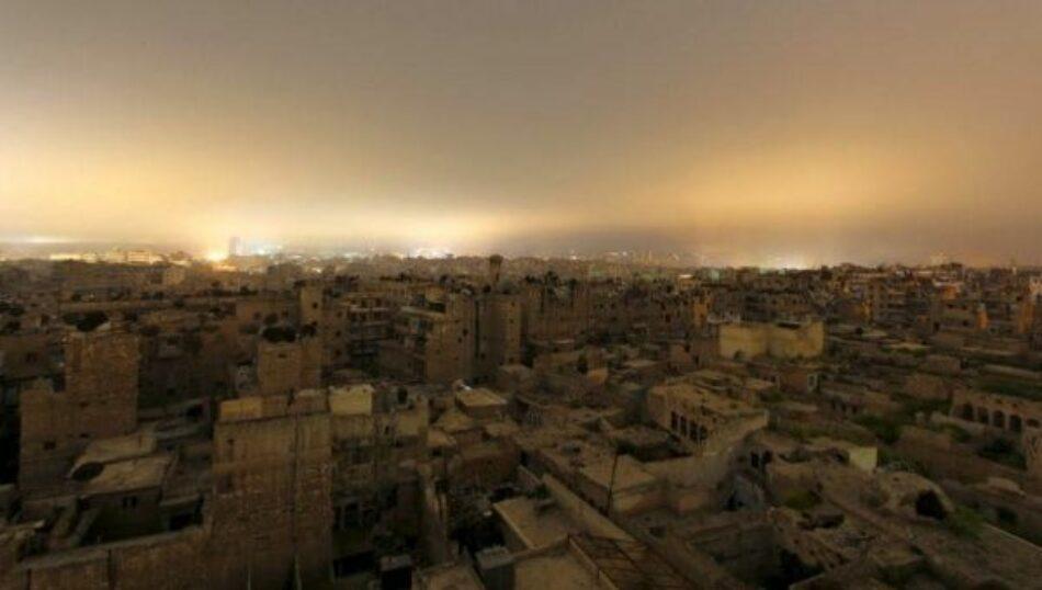 Siria pide a la ONU que tome medidas inmediatas contra Israel