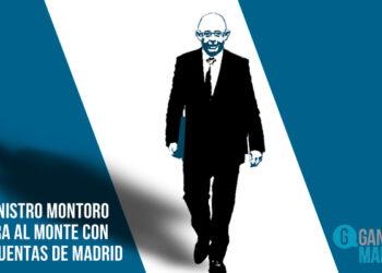 El Ministro Montoro se tira al monte con las cuentas de Madrid