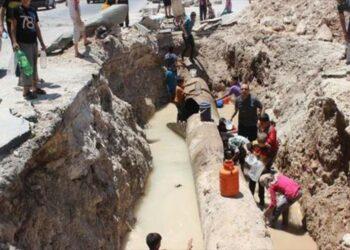 Ejército sirio ataca a terroristas en Damasco por crisis de agua