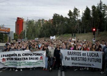 Villaverde, campeón en contaminación atmosférica de Madrid