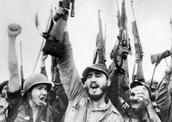 Fidel Castro, Guerrillero