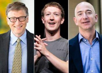 Ocho hombres tienen la mitad de toda la riqueza mundial