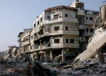 Rusia, China e Irán ayudarán en la reconstrucción de Siria