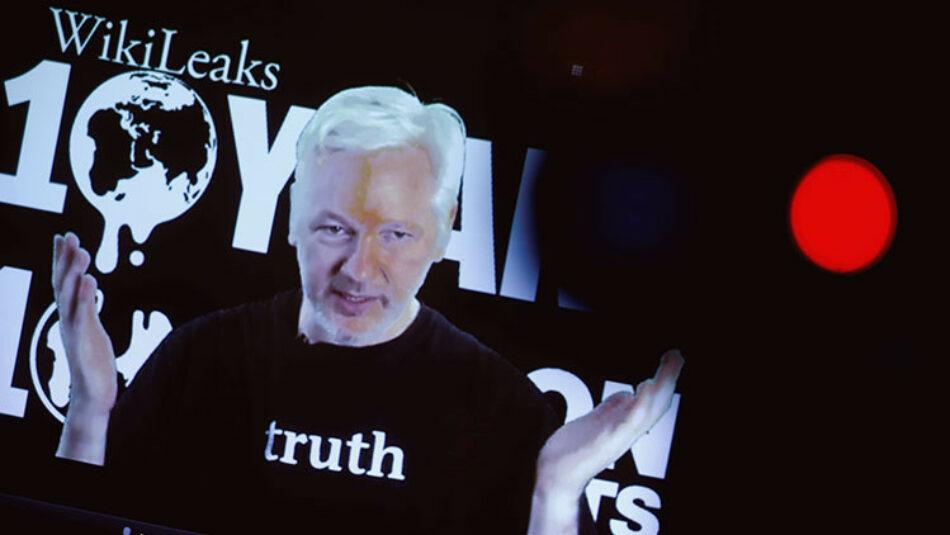 Assange: «la causa real de la derrota del Partido Demócrata es que no presentaron al candidato más fuerte»