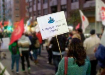 Non ao Galiza convoca unha concentración contra o CETA o 21X