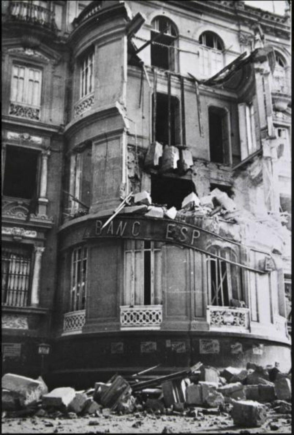80 años de los bombardeos en la noche de reyes