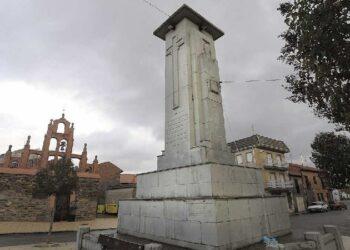 Compromís traslada al Gobierno la persistencia de símbolos franquistas en León