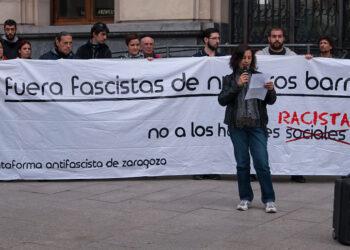 Convocan una manifestación contra las jornadas nazis del próximo sábado