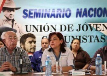 Cuba: Reafirma Machado Ventura confianza en la juventud