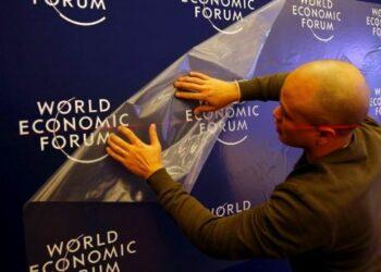 Foro de Davos analizará como fortalecer el sistema capitalista