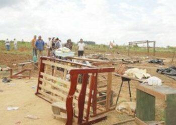 Reprimen a campesinos en Paraguay para que brasileños siembren soja