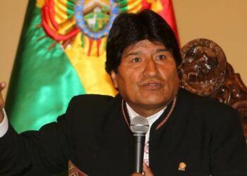 Evo Morales revisará demanda marítima contra Chile en la CIJ