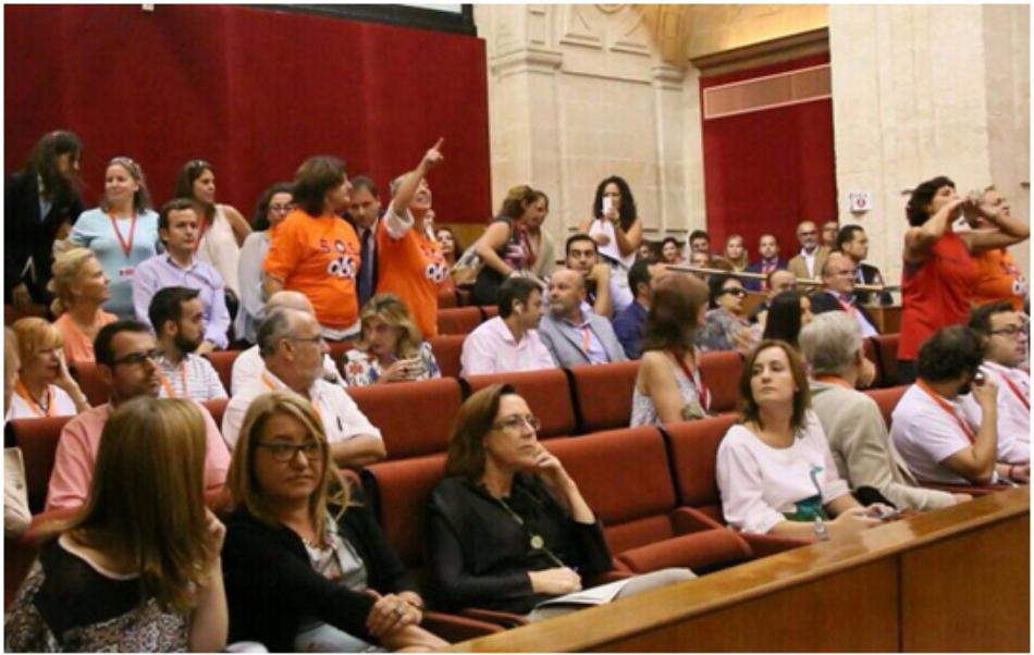 5 y 6 enero: nuevas jornadas de huelga en emergencias Andalucía 112, 061 y Salud Responde
