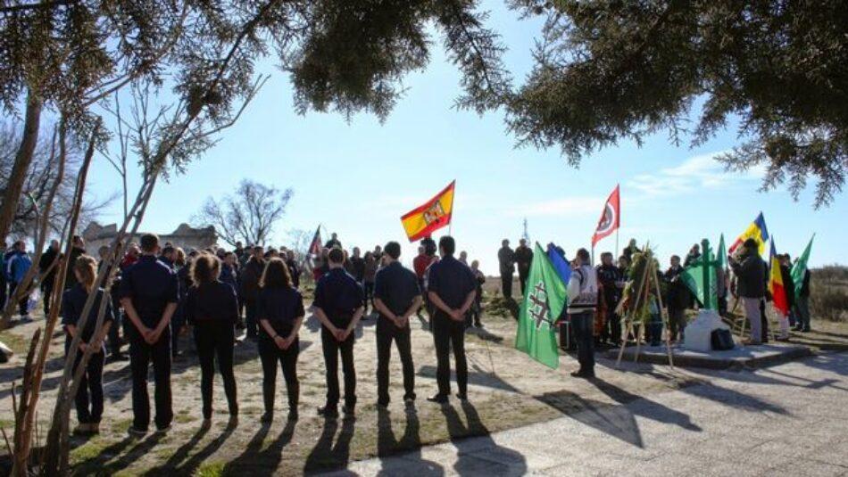 El Partido Comunista de Madrid e IU Majadahonda condenan la celebración de actos de exaltación fascista en este municipio