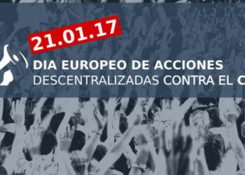 Movilizaciones descentralizadas contra el CETA el próximo 21 de enero