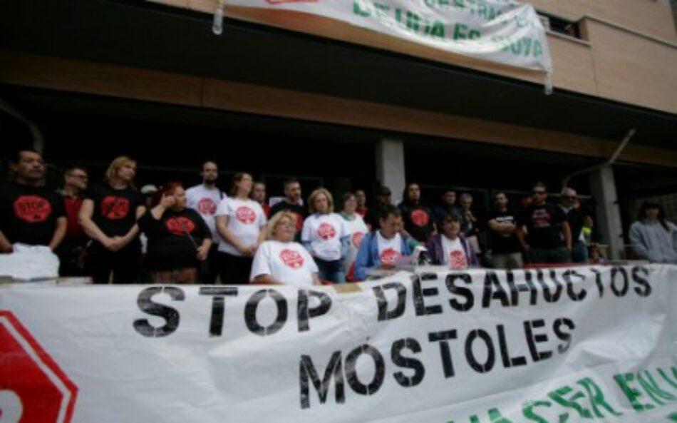 Absueltos los cuatro activistas de Stop Desahucios juzgados el pasado día 9 de diciembre
