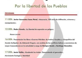 La Plataforma Antifascista alerta sobre unas jornadas nazis en Zaragoza la próxima semana