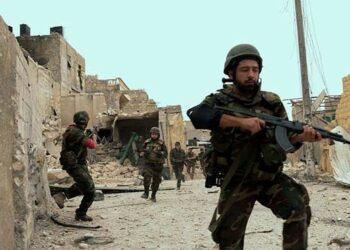 Ejército sirio y Hezbolá reanudan su ofensiva en Wadi Barada
