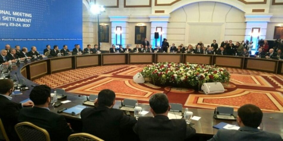 Declaración Final de Astaná decreta una guerra común contra el EI y Al Nusra